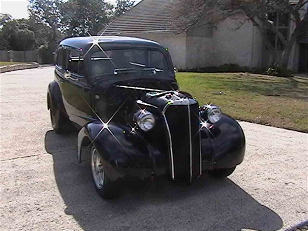 1937 Chevrolet Sedan for Sale | ClassicCars.com | CC-958225