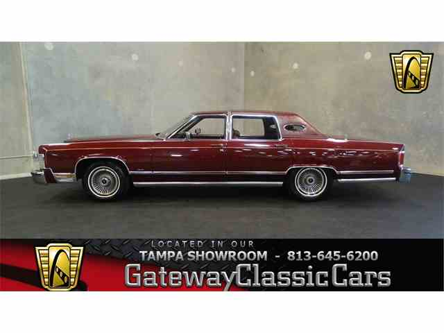 Picture of '79 Continental - KDNS