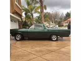 Picture of Classic 1967 Ranchero located in California - $14,500.00 Offered by a Private Seller - KJDU