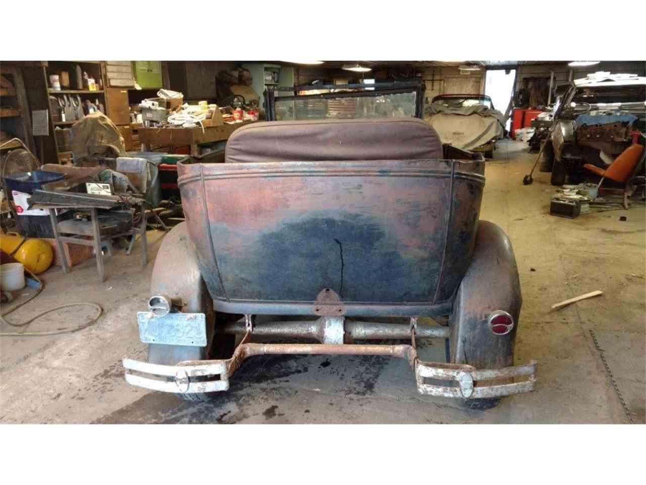 Large Picture of '30 Model A Tudor - KJEF