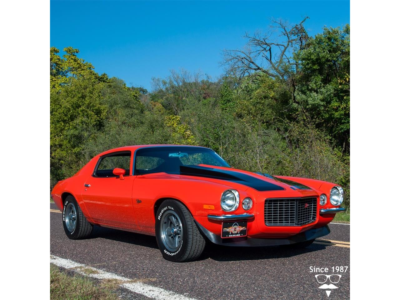 Large Picture of Classic '70 Chevrolet Camaro RS Z28 located in Missouri - KJIC