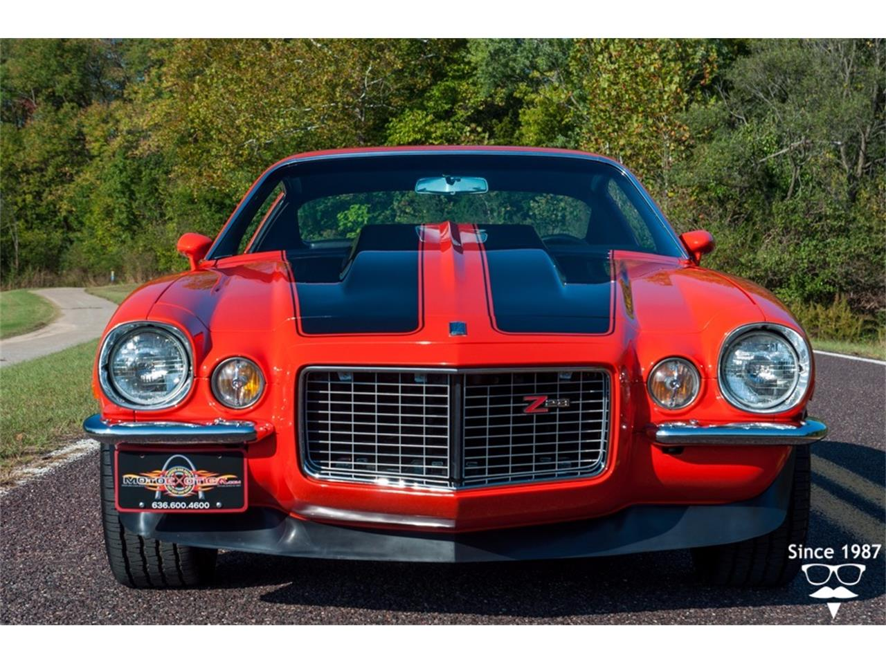 Large Picture of 1970 Chevrolet Camaro RS Z28 - KJIC