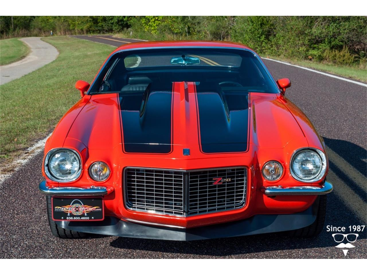 Large Picture of Classic '70 Chevrolet Camaro RS Z28 located in St. Louis Missouri - KJIC