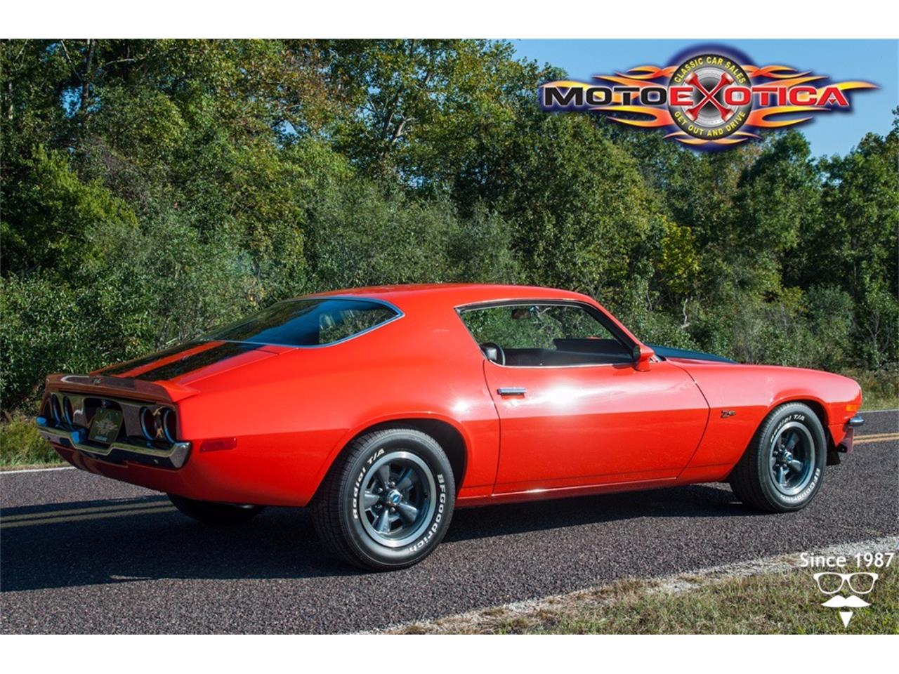 Large Picture of '70 Camaro RS Z28 located in St. Louis Missouri - KJIC