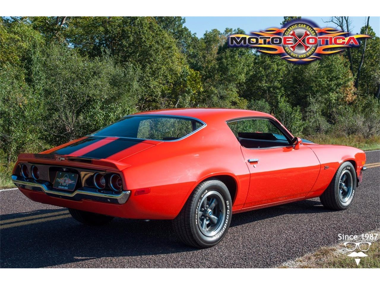 Large Picture of 1970 Chevrolet Camaro RS Z28 Offered by MotoeXotica Classic Cars - KJIC
