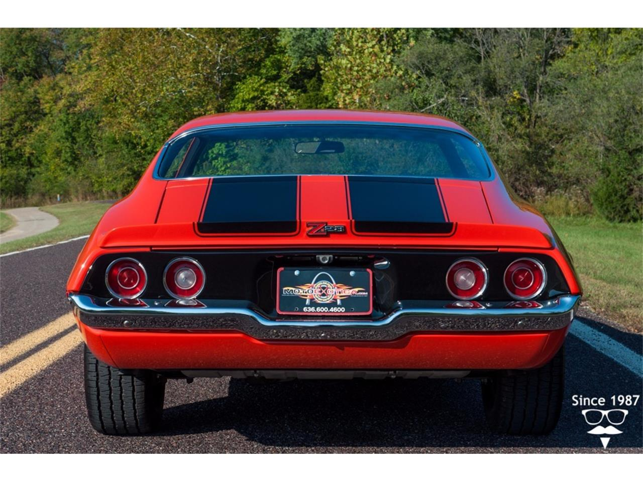 Large Picture of '70 Camaro RS Z28 located in St. Louis Missouri Offered by MotoeXotica Classic Cars - KJIC