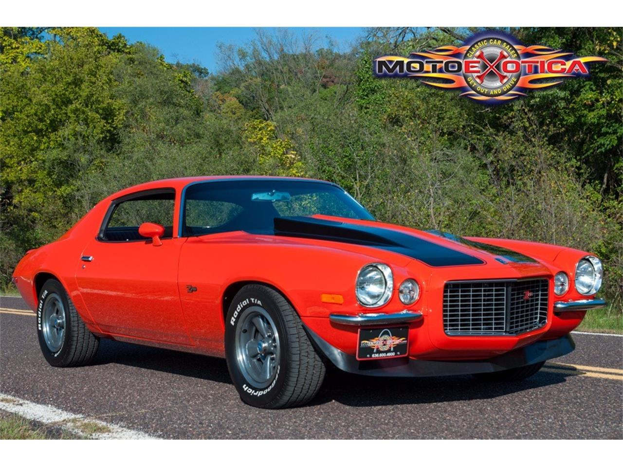 Large Picture of Classic '70 Camaro RS Z28 - KJIC