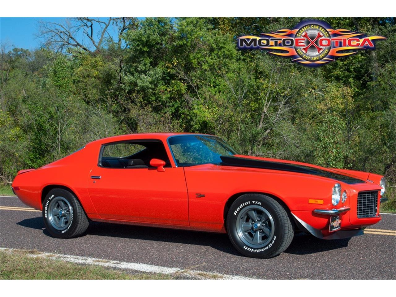 Large Picture of Classic 1970 Camaro RS Z28 located in Missouri - $54,900.00 - KJIC