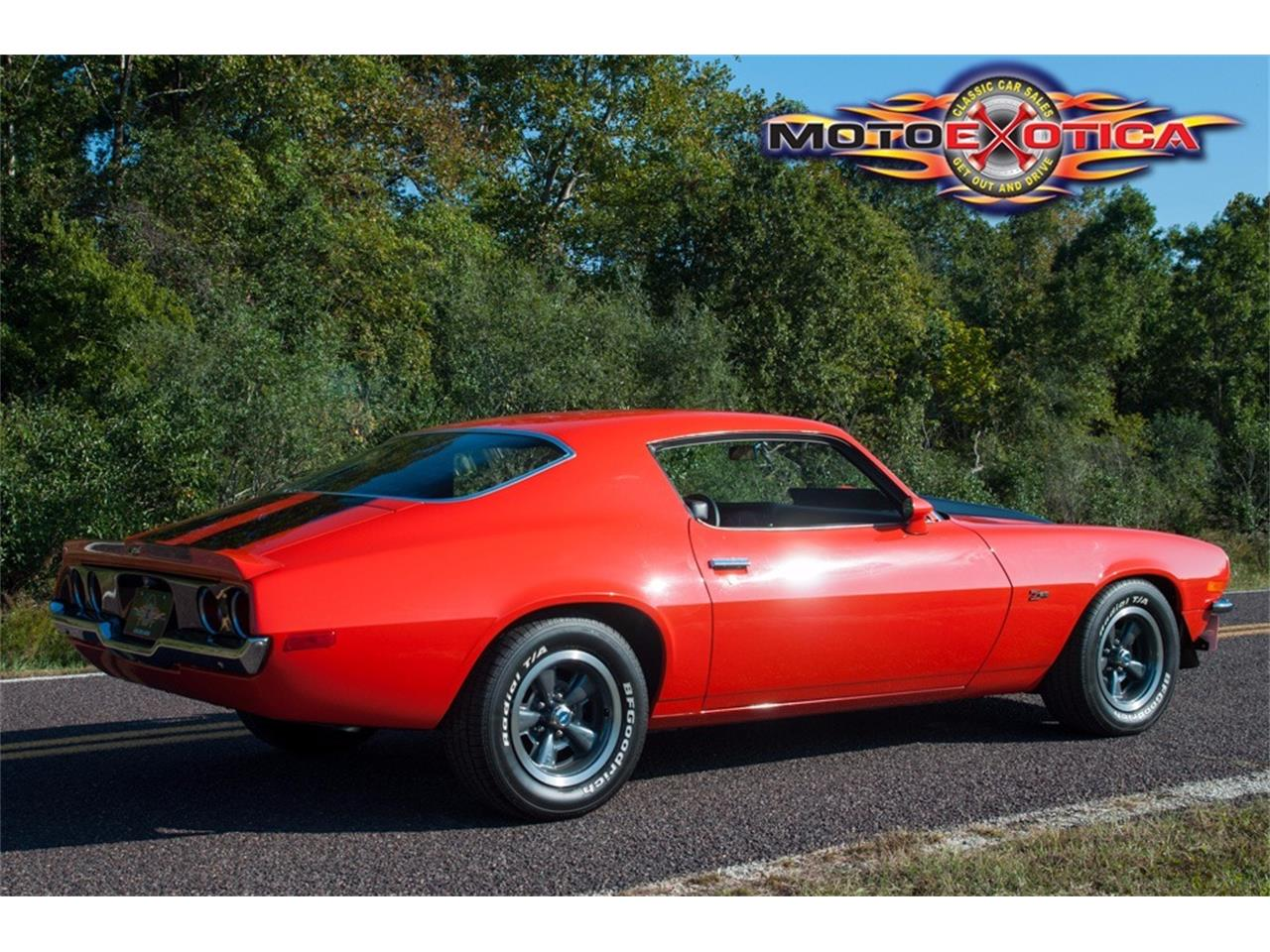 Large Picture of 1970 Camaro RS Z28 located in Missouri - $54,900.00 Offered by MotoeXotica Classic Cars - KJIC