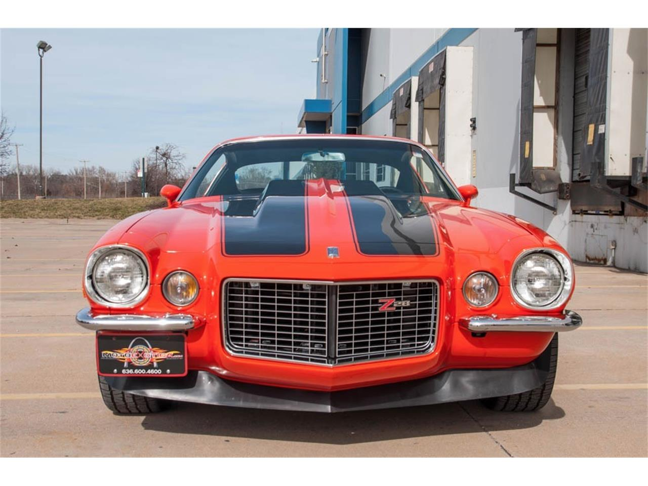 Large Picture of '70 Chevrolet Camaro RS Z28 - KJIC