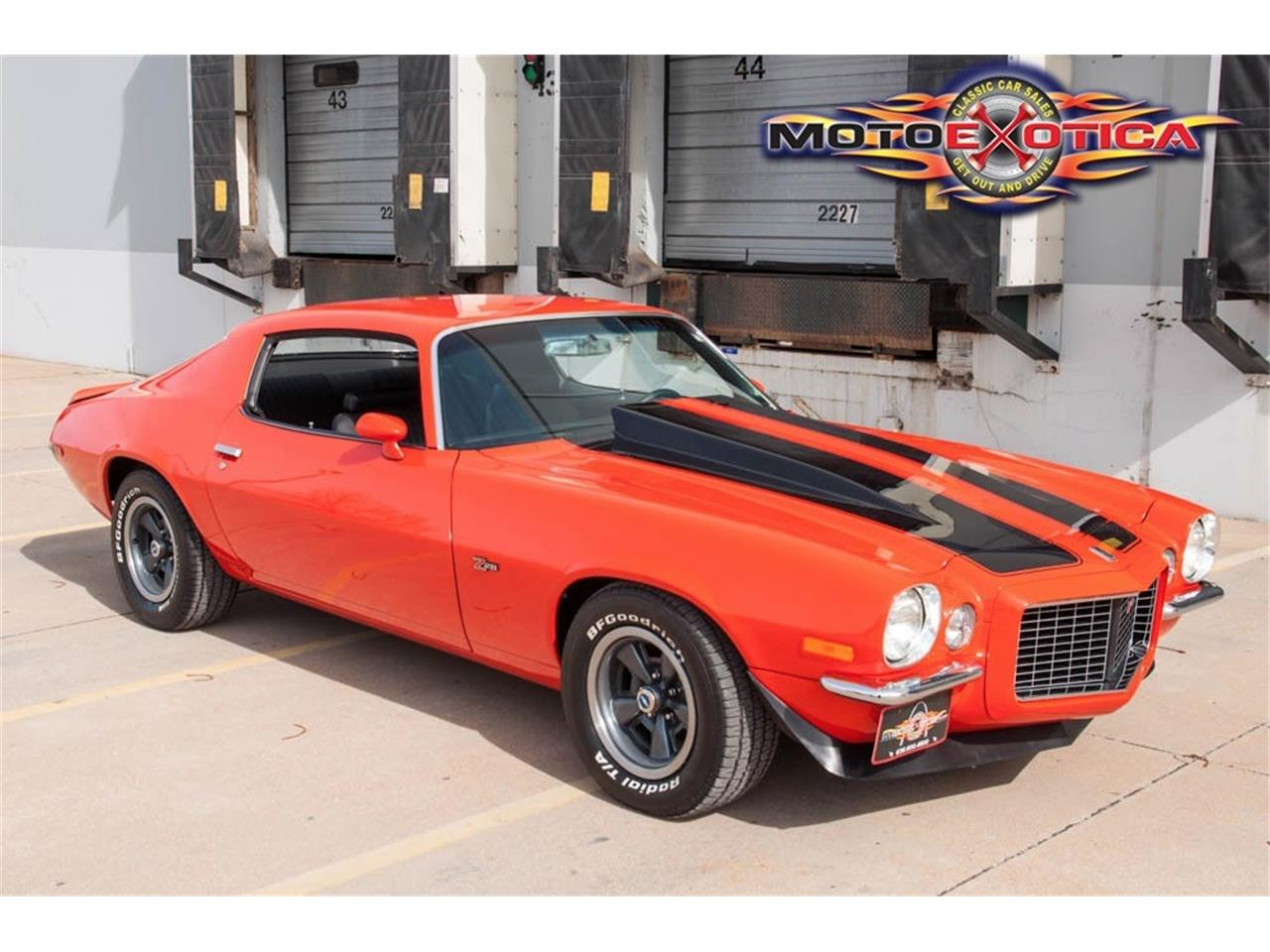 Large Picture of 1970 Chevrolet Camaro RS Z28 located in Missouri - $54,900.00 - KJIC