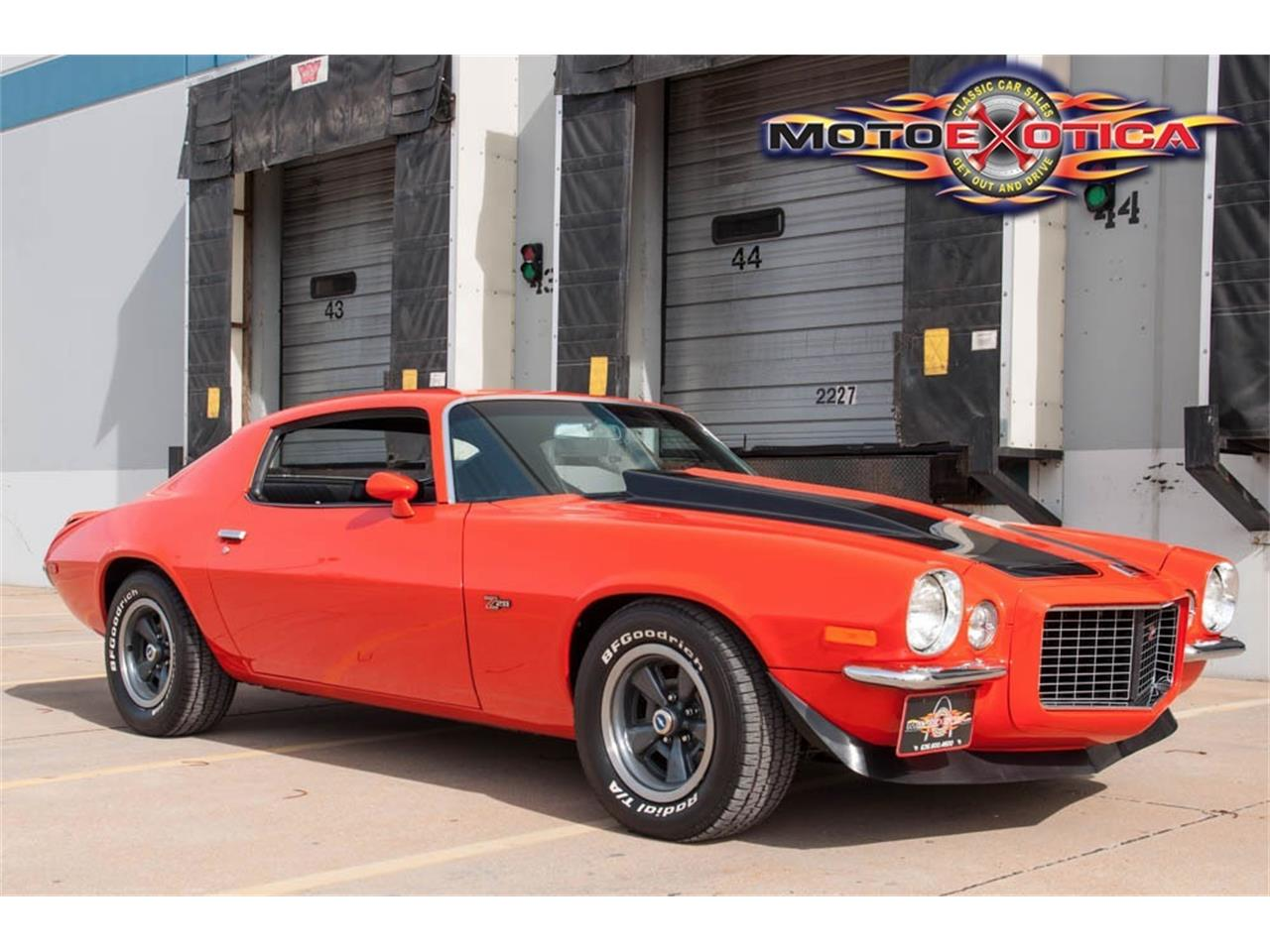 Large Picture of 1970 Camaro RS Z28 Offered by MotoeXotica Classic Cars - KJIC