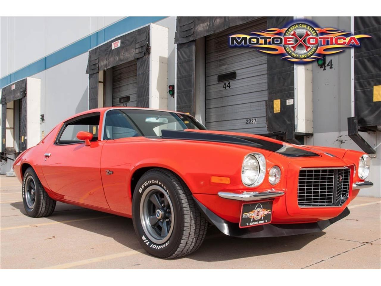 Large Picture of Classic 1970 Camaro RS Z28 - KJIC
