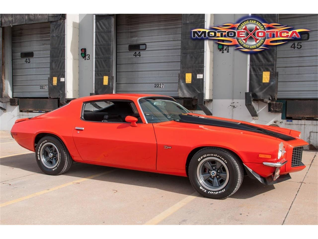 Large Picture of '70 Chevrolet Camaro RS Z28 - $54,900.00 Offered by MotoeXotica Classic Cars - KJIC