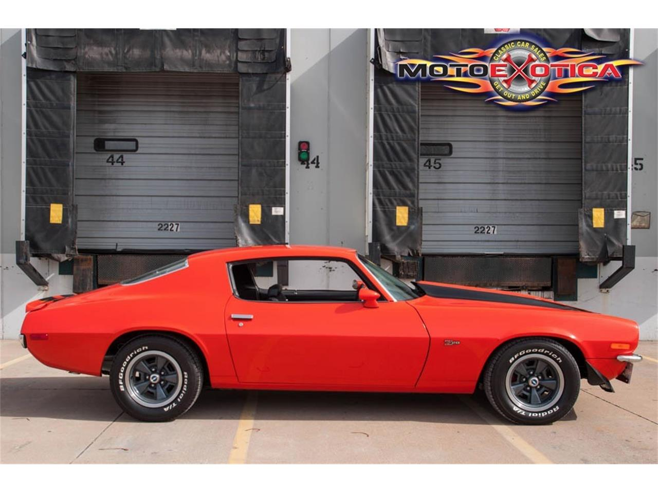 Large Picture of '70 Chevrolet Camaro RS Z28 Offered by MotoeXotica Classic Cars - KJIC