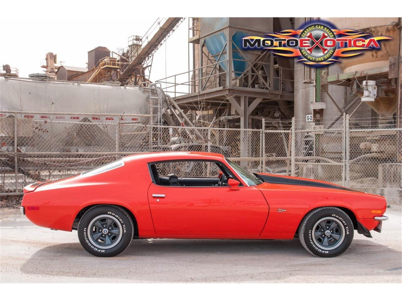 Large Picture of '70 Chevrolet Camaro RS Z28 located in Missouri - $54,900.00 Offered by MotoeXotica Classic Cars - KJIC