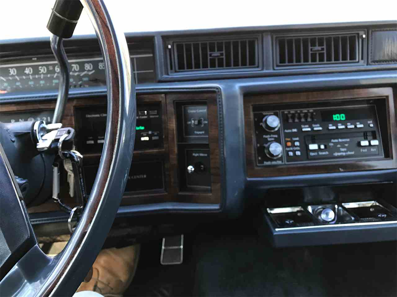 Large Picture of 1987 Cadillac DeVille - KJIN