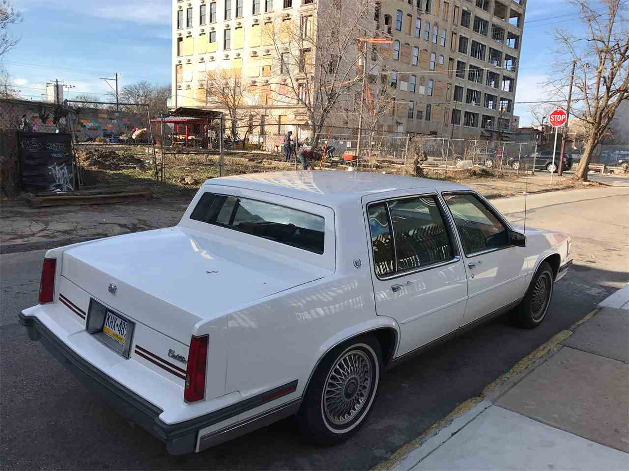 Large Picture of '87 Cadillac DeVille located in Pennsylvania Offered by a Private Seller - KJIN