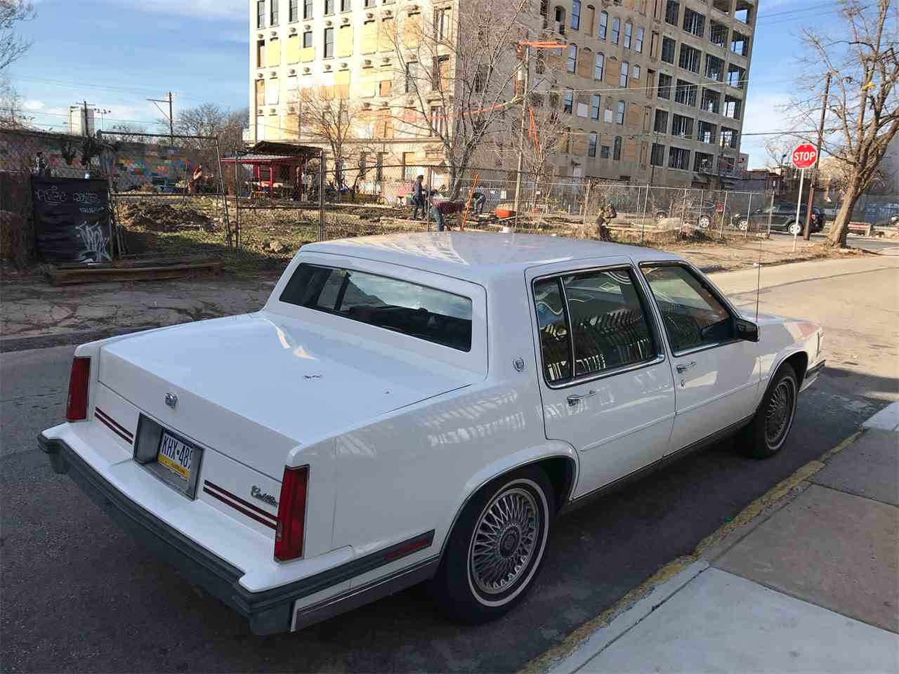 Large Picture of '87 DeVille located in Pennsylvania - $4,995.00 Offered by a Private Seller - KJIN
