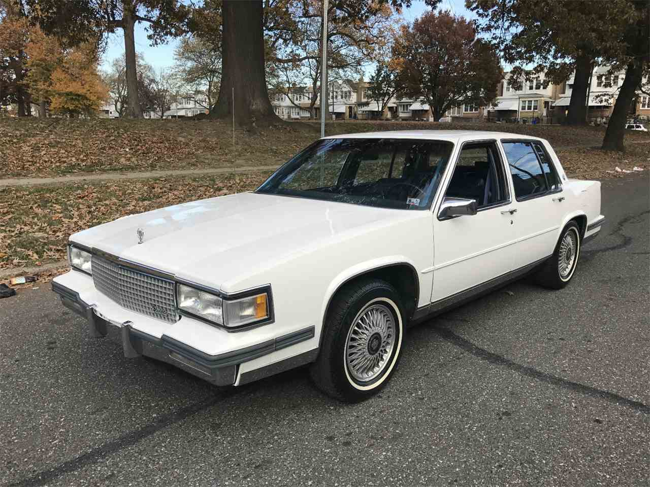 Large Picture of 1987 DeVille - $4,995.00 - KJIN