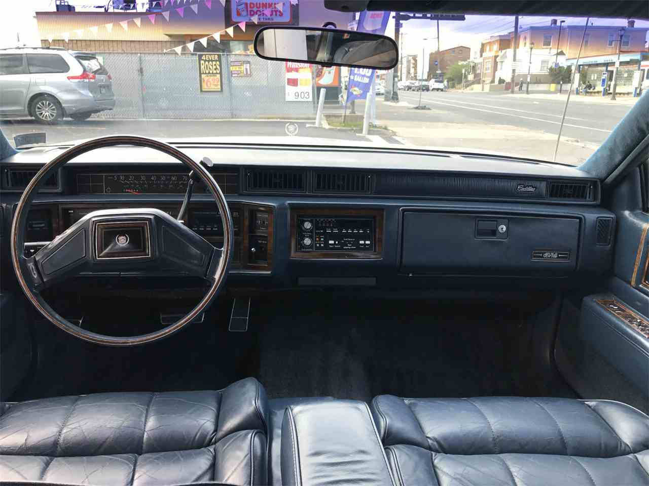 Large Picture of 1987 Cadillac DeVille located in Penn Valley Pennsylvania - $4,995.00 Offered by a Private Seller - KJIN
