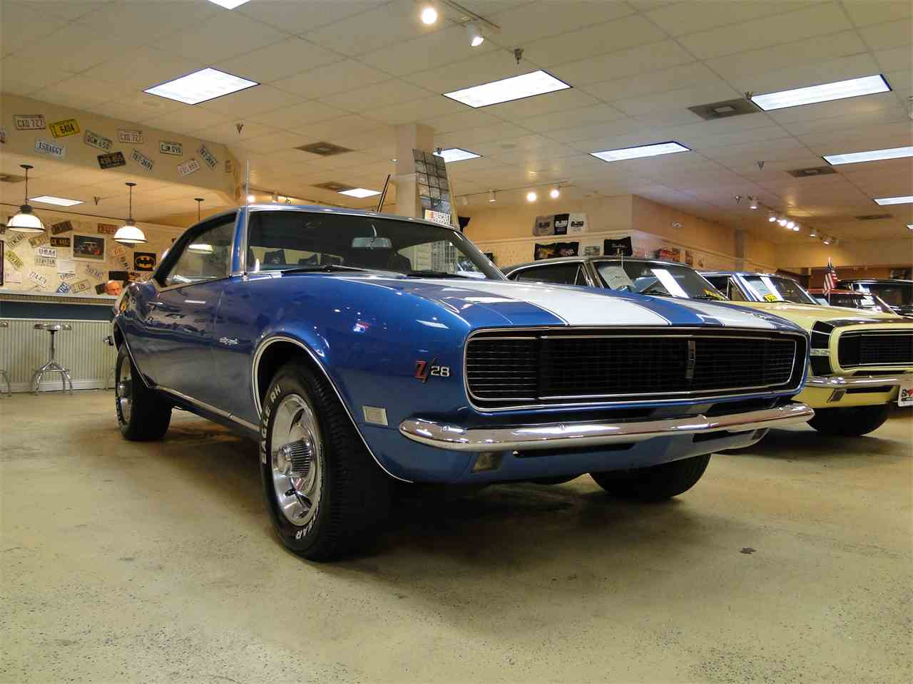 Large Picture of Classic 1968 Chevrolet Camaro located in Glen Burnie Maryland Offered by Brown's Performance Motorcars - KJJQ