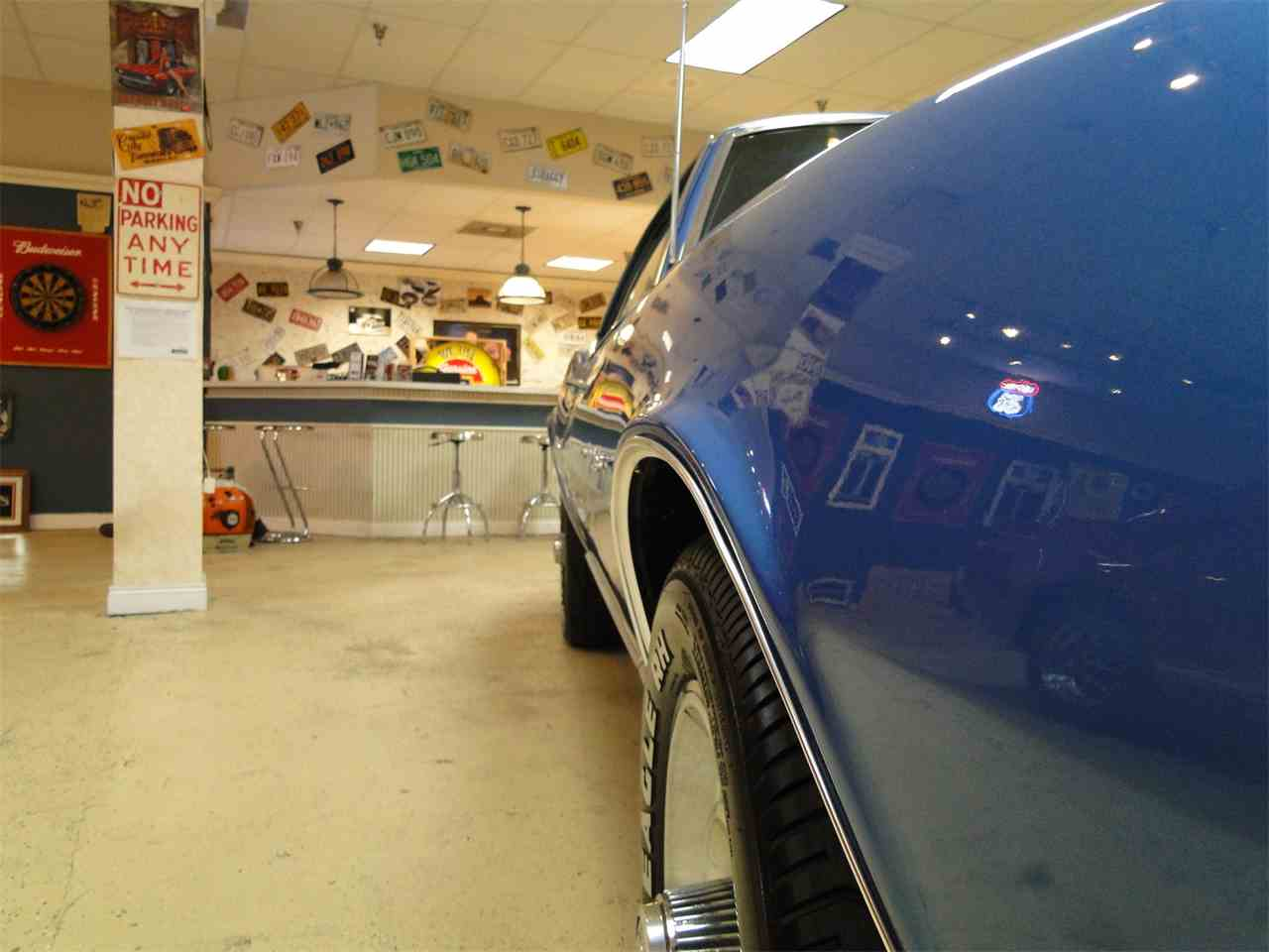 Large Picture of 1968 Chevrolet Camaro located in Maryland - $63,900.00 Offered by Brown's Performance Motorcars - KJJQ