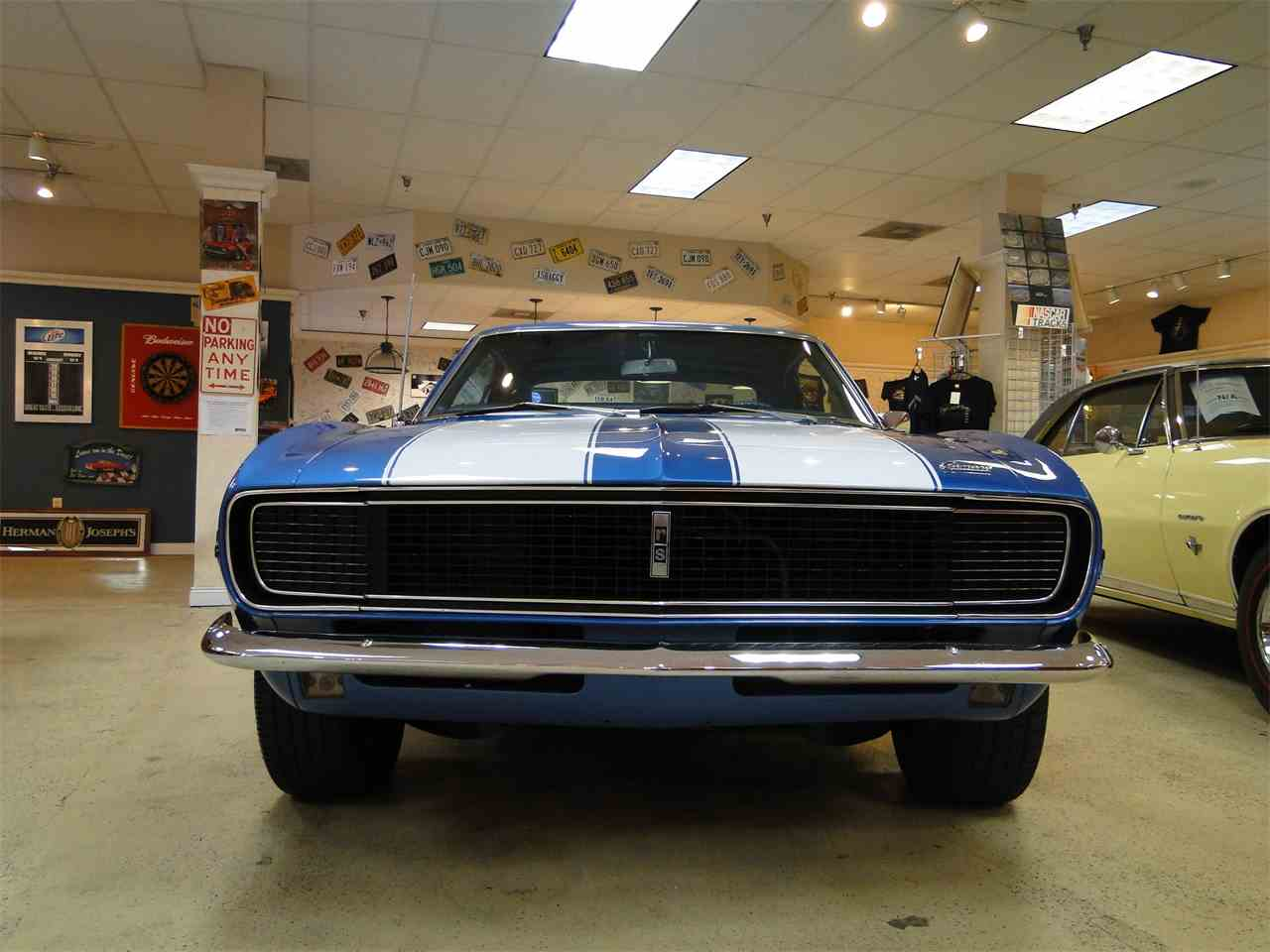 Large Picture of Classic 1968 Chevrolet Camaro located in Glen Burnie Maryland - $63,900.00 Offered by Brown's Performance Motorcars - KJJQ
