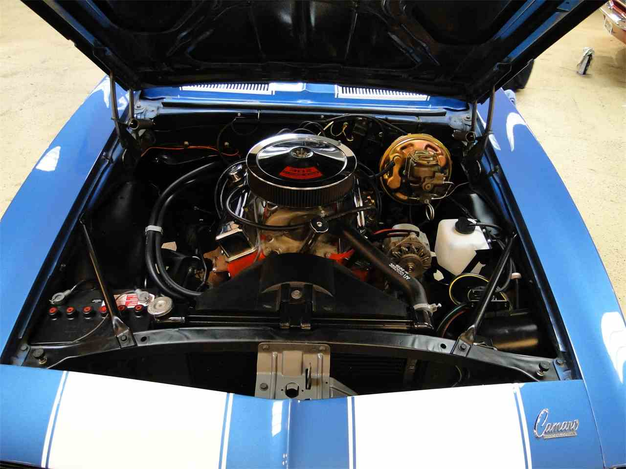 Large Picture of Classic '68 Chevrolet Camaro located in Glen Burnie Maryland - $63,900.00 - KJJQ