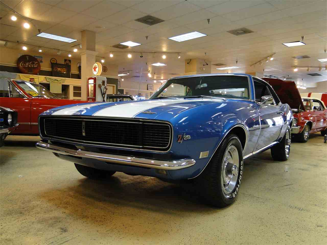 Large Picture of '68 Camaro located in Maryland - $63,900.00 - KJJQ