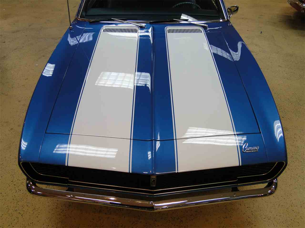 Large Picture of Classic '68 Chevrolet Camaro located in Glen Burnie Maryland - $63,900.00 Offered by Brown's Performance Motorcars - KJJQ