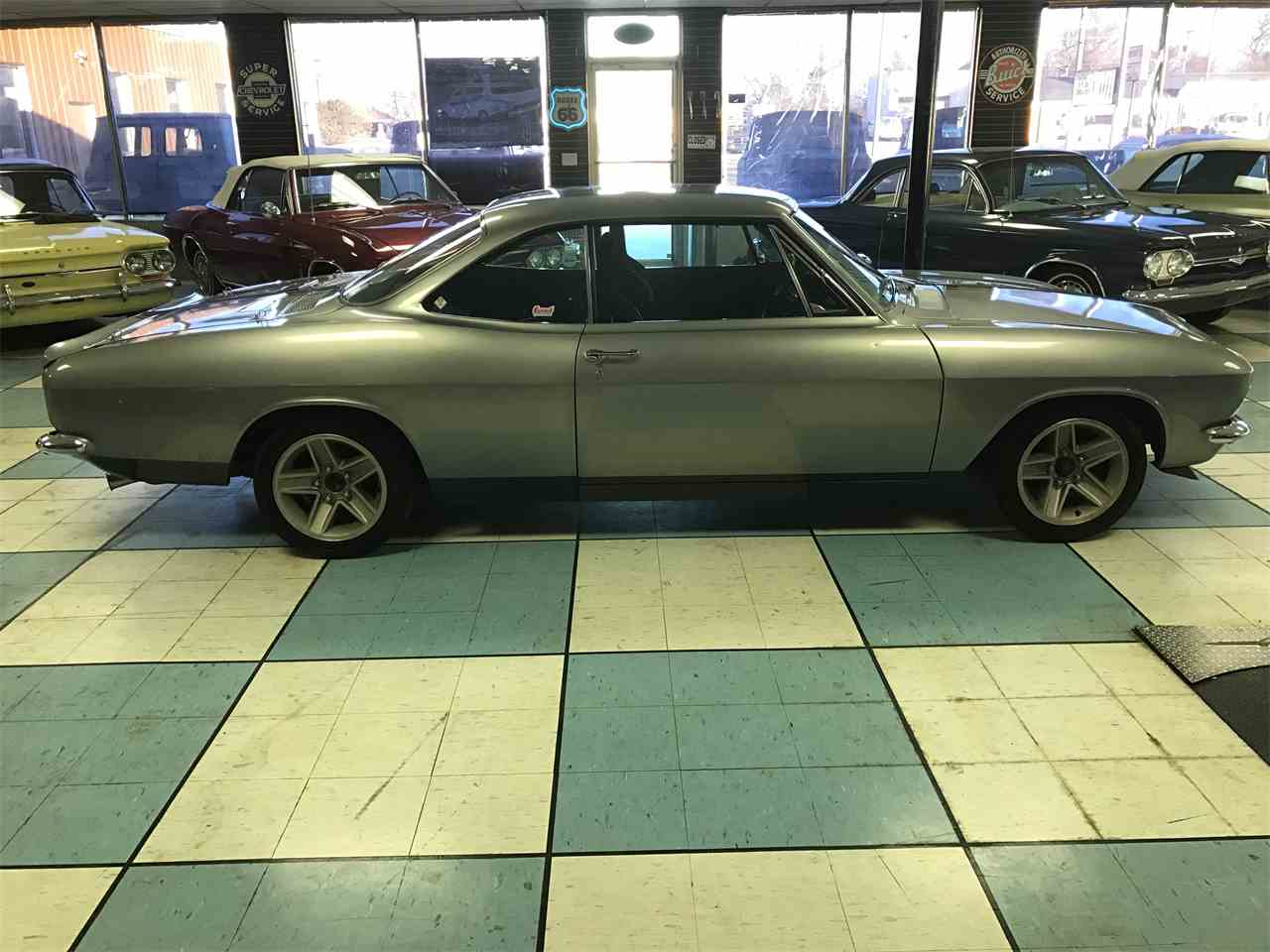 1966 Chevrolet Corvair for Sale | ClassicCars.com | CC-958474