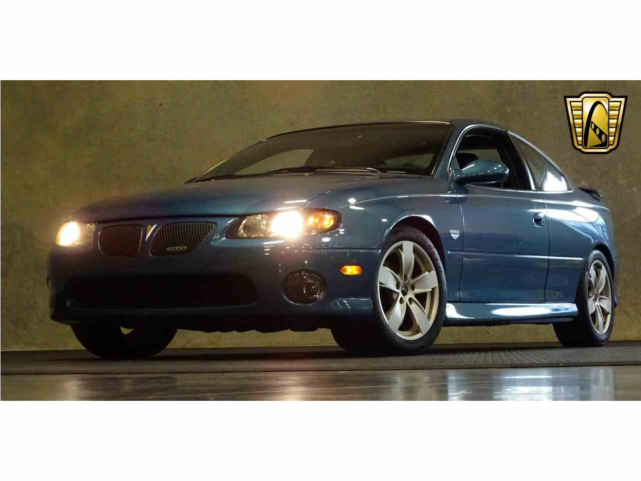 Large Picture of 2004 Pontiac GTO - $21,995.00 - KDOG
