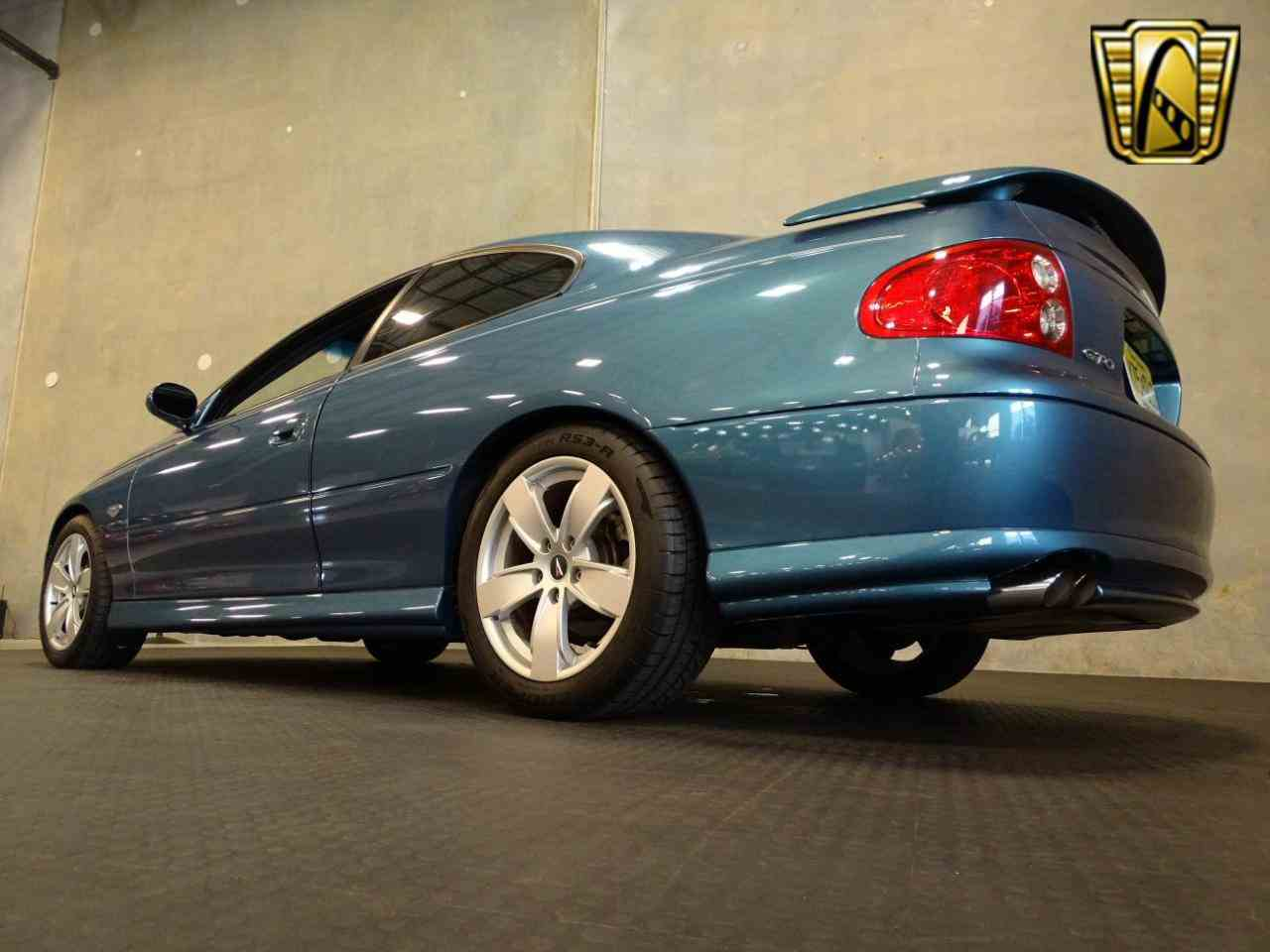 Large Picture of '04 Pontiac GTO - $21,995.00 - KDOG