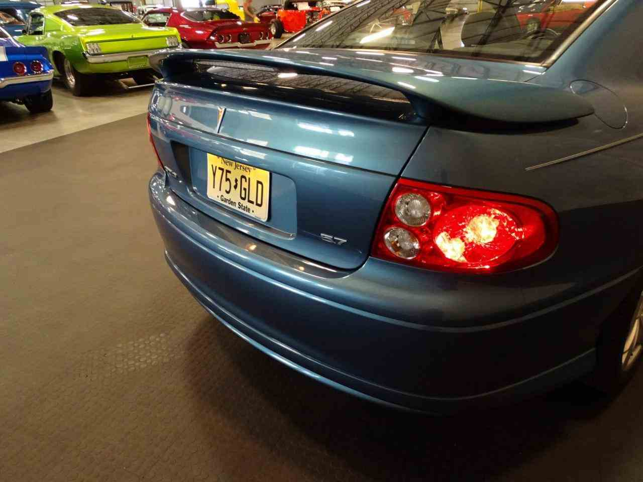 Large Picture of 2004 Pontiac GTO located in Ruskin Florida - KDOG