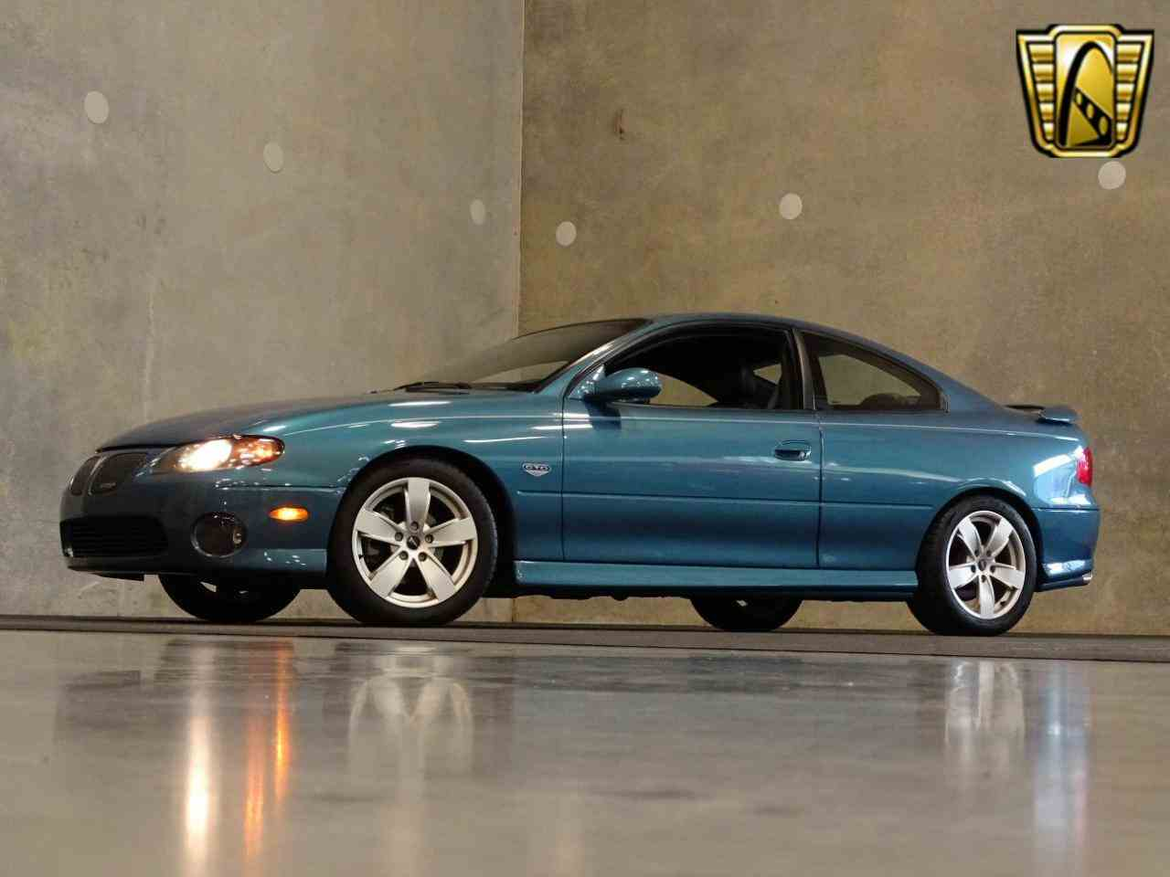 Large Picture of '04 GTO - $21,995.00 Offered by Gateway Classic Cars - Tampa - KDOG