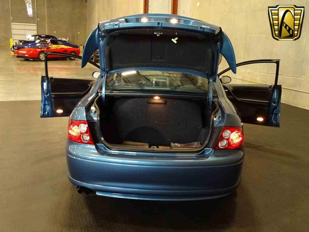 Large Picture of '04 Pontiac GTO located in Florida - $21,995.00 - KDOG