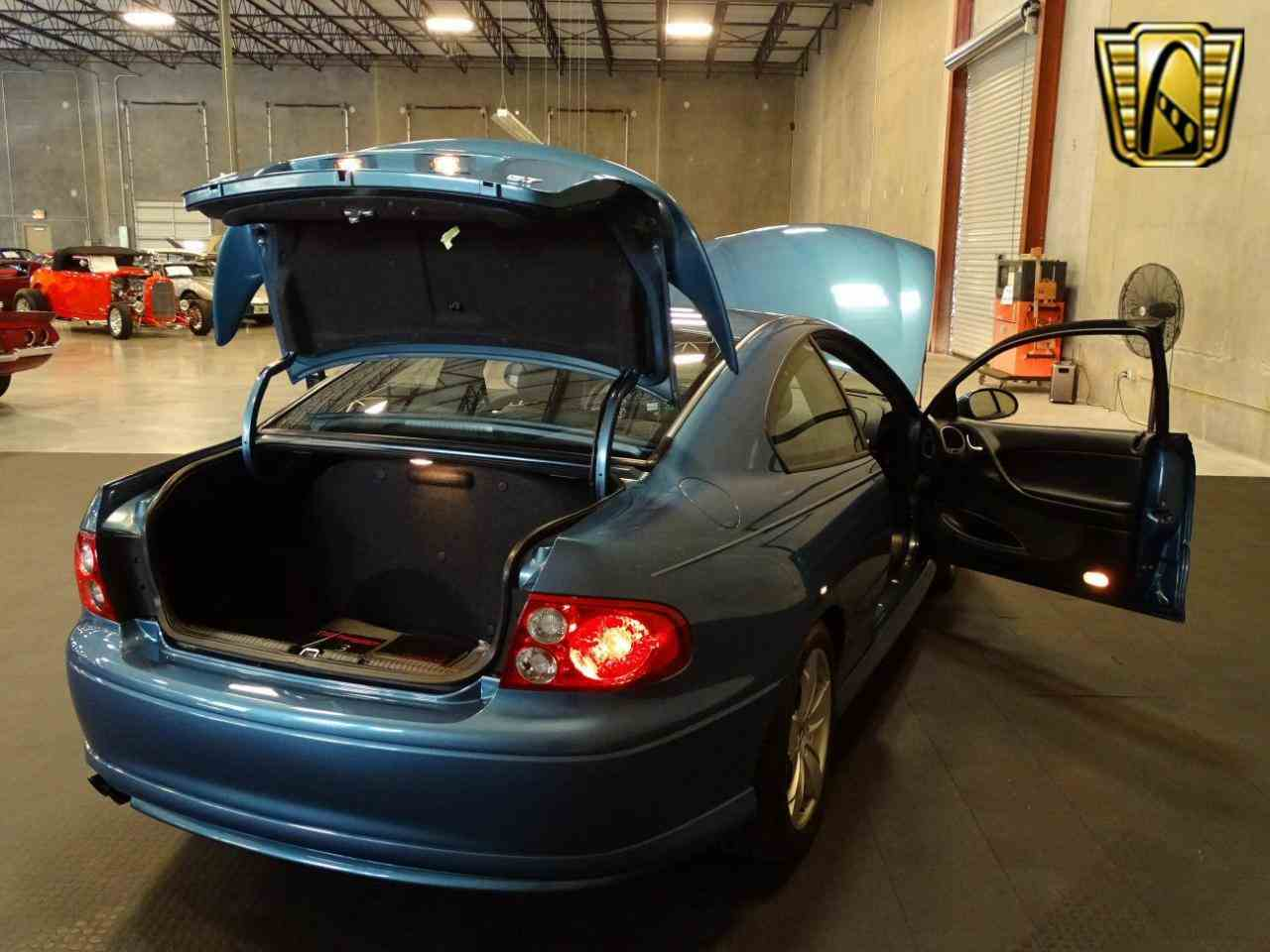 Large Picture of 2004 Pontiac GTO located in Florida - KDOG