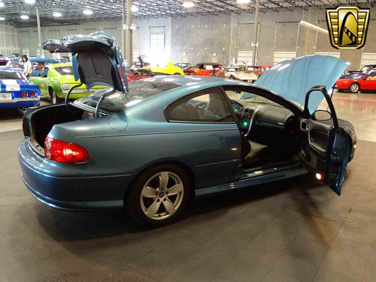 Large Picture of 2004 GTO - $21,995.00 Offered by Gateway Classic Cars - Tampa - KDOG