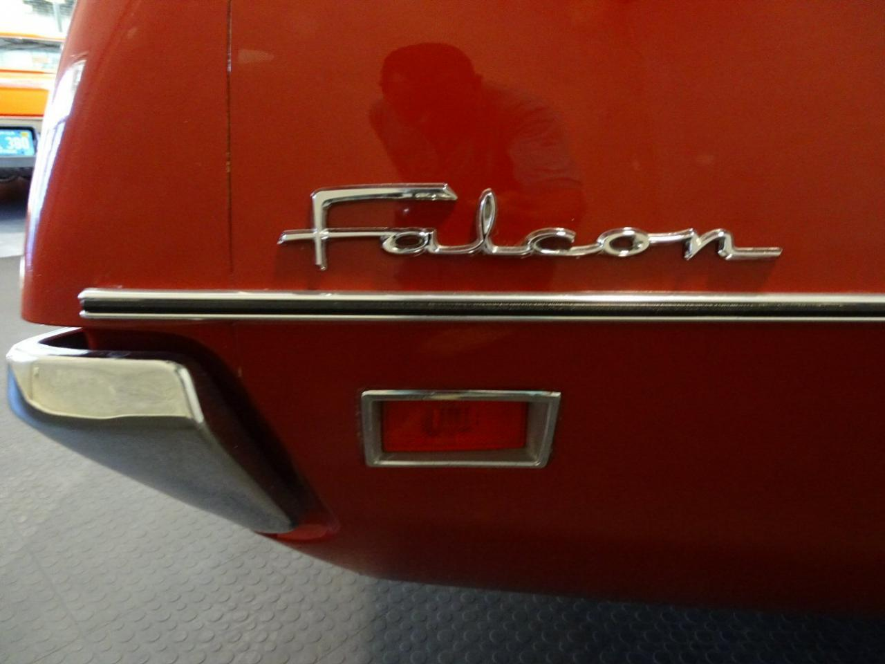 Large Picture of '70 Falcon - KDOS