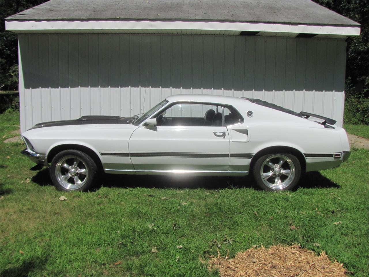 For Sale: 1969 Ford Mustang Mach 1 in Jefferson, Iowa