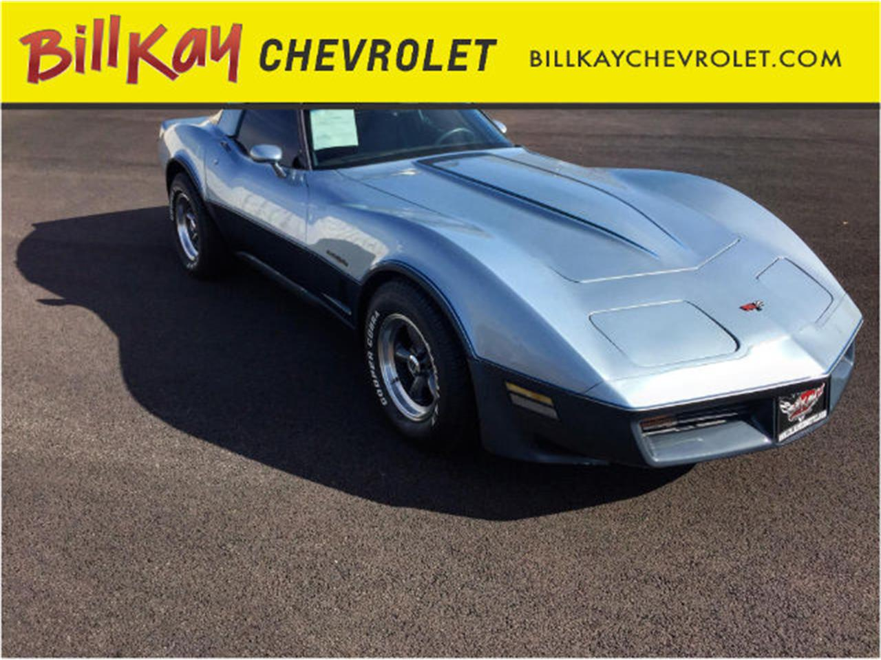 Large Picture of '82 Corvette - KJSN