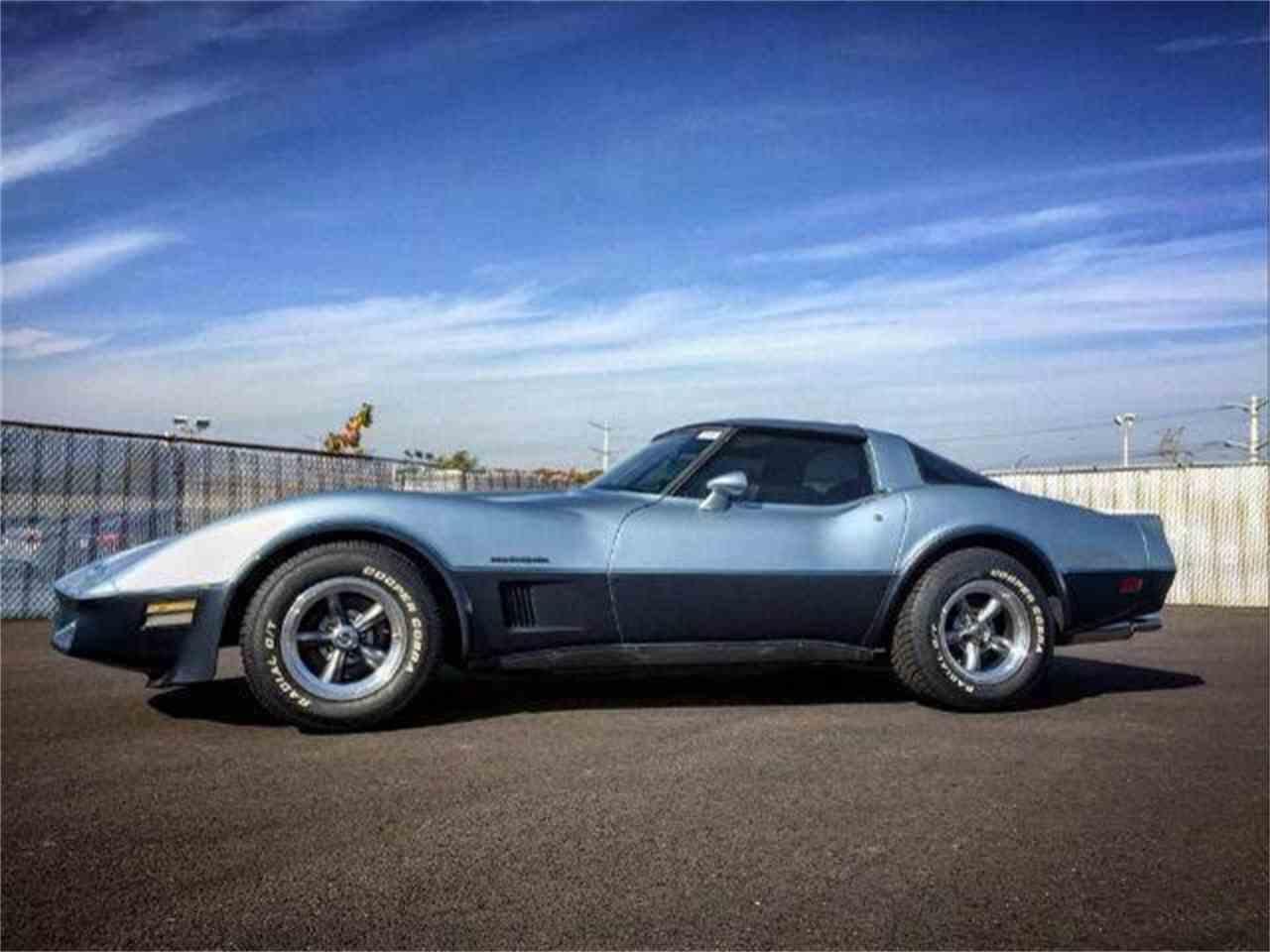 Large Picture of '82 Corvette - KJSN