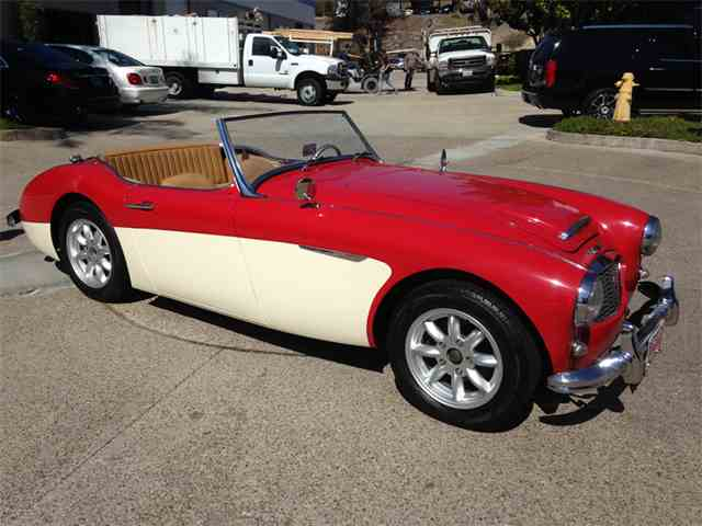 Picture of 1960 Austin-Healey 3000 - $39,950.00 Offered by  - KJTB