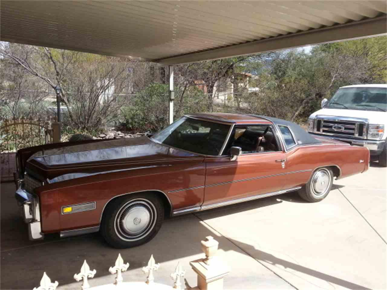 Large Picture of '75 Eldorado - KJTD