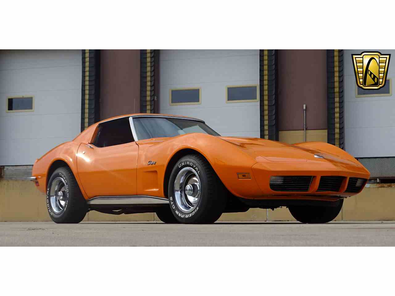 Large Picture of Classic '73 Corvette located in Illinois Offered by Gateway Classic Cars - St. Louis - KJUW