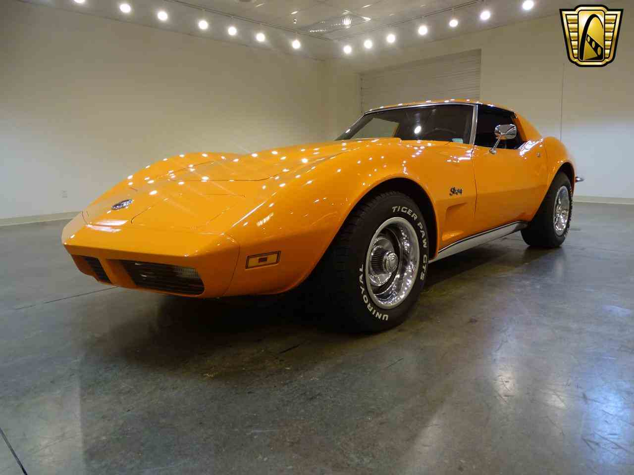 Large Picture of 1973 Corvette Offered by Gateway Classic Cars - St. Louis - KJUW