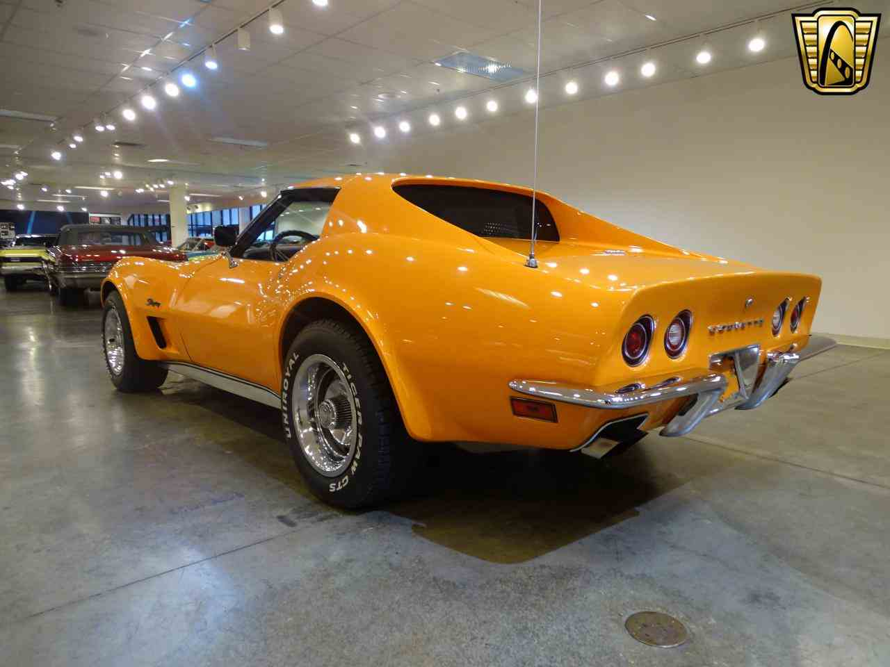 Large Picture of Classic '73 Chevrolet Corvette - $20,995.00 Offered by Gateway Classic Cars - St. Louis - KJUW