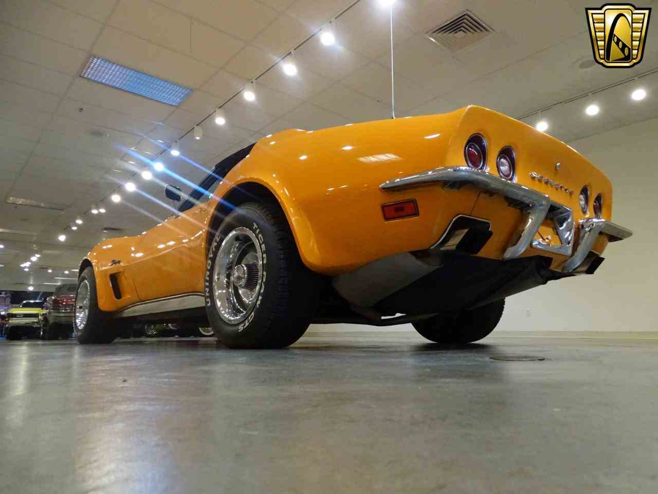 Large Picture of Classic 1973 Chevrolet Corvette located in O'Fallon Illinois - $20,995.00 Offered by Gateway Classic Cars - St. Louis - KJUW