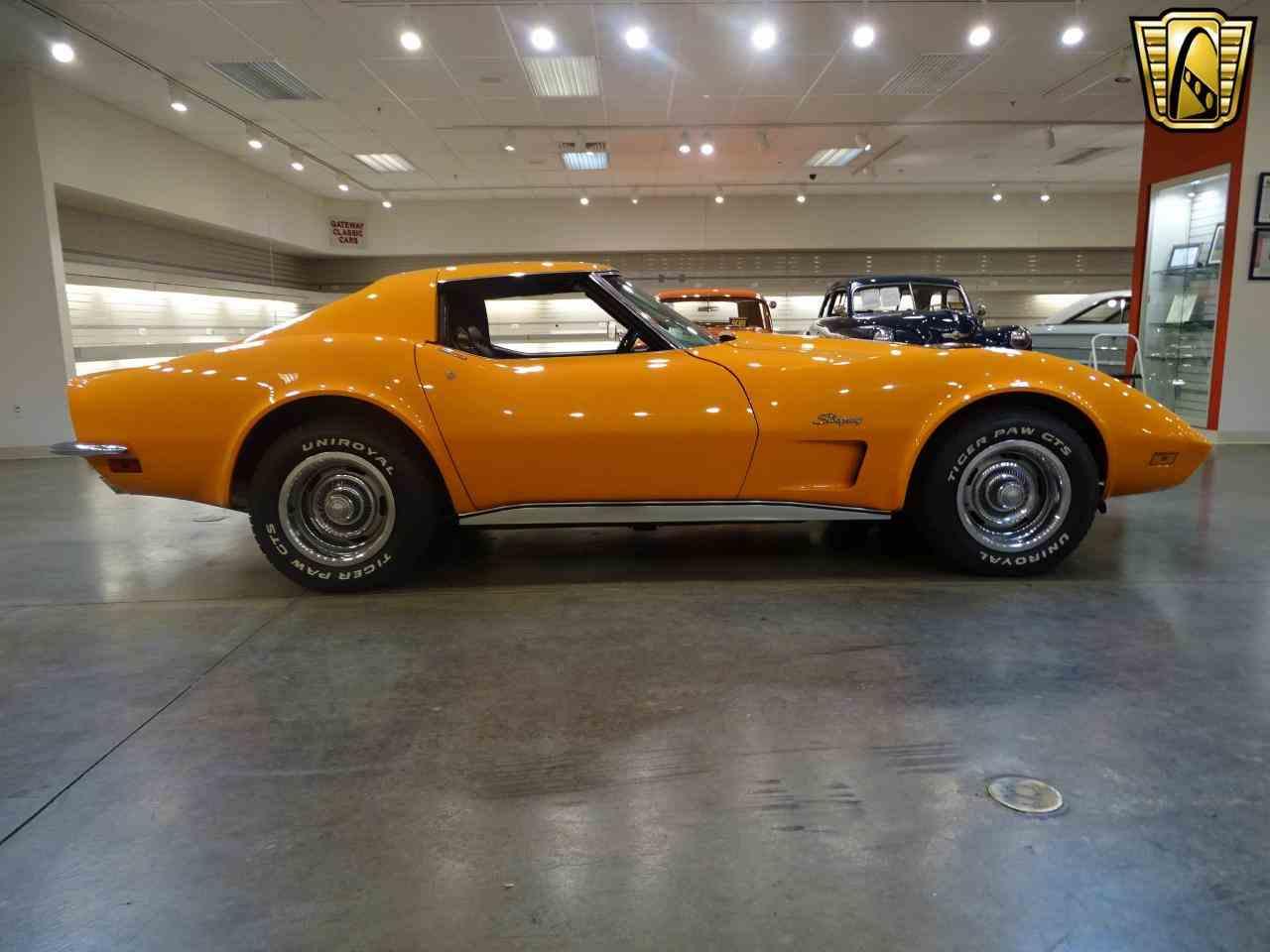 Large Picture of Classic 1973 Corvette located in O'Fallon Illinois - $20,995.00 - KJUW